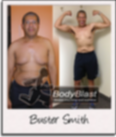 BodyBlast Personal Training Client Buste