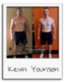 Mullica Hill Personal Trainer helps Kevi