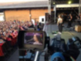 festival, tournage a saint nazaire
