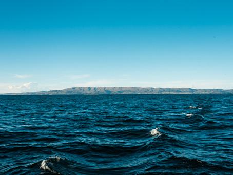 Travel Blog! Lake Titicaca, Puno, Peru
