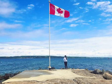 Cape Breton, Nova Scotia.