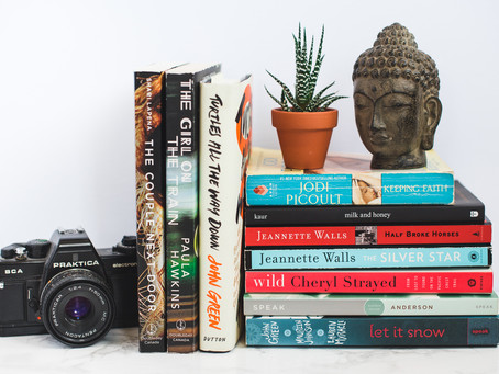 52 Books of 2018 - Part One
