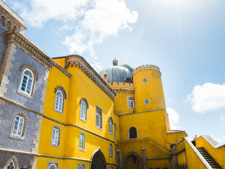 Travel Blog! A 2 Day Adventure in Lisbon, and Sintra, Portugal.