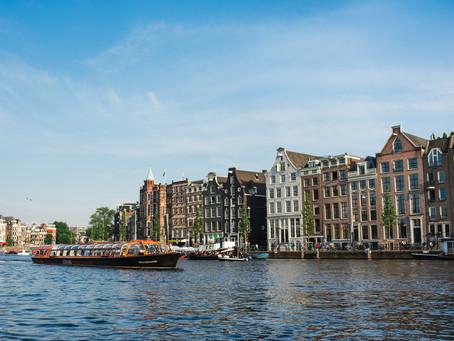 Amsterdam, Netherlands - Travel Blog!!