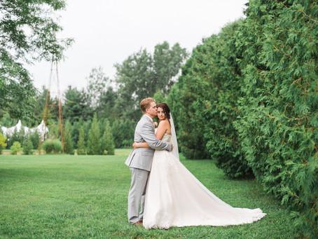 Emily & Travis | Dashwood Gardens | Wedding