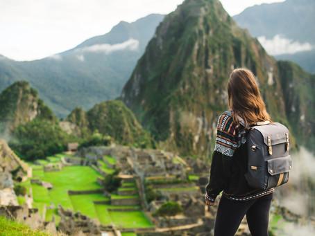Travel Blog! Sacred Valley and Machu Picchu, Cusco, Peru! American Inca Trail Mini Adventure.