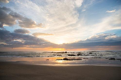 Portugal Beach Sunset