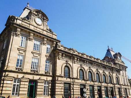 Travel Blog! A Day Trip to Porto, Portugal!