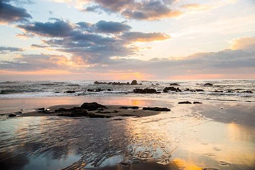 Portugal Beach Sunset Pt 2