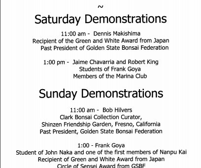 Nanpu Kai Show this Weekend!
