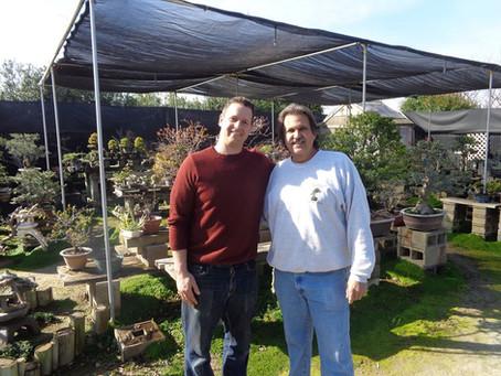 Steve DaSilva Valley Bonsai Nursery