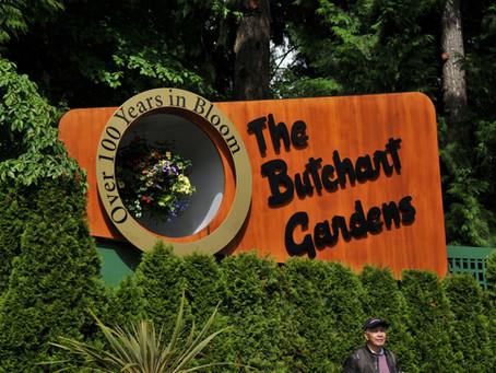 Vancouver Island - Butchart Gardens