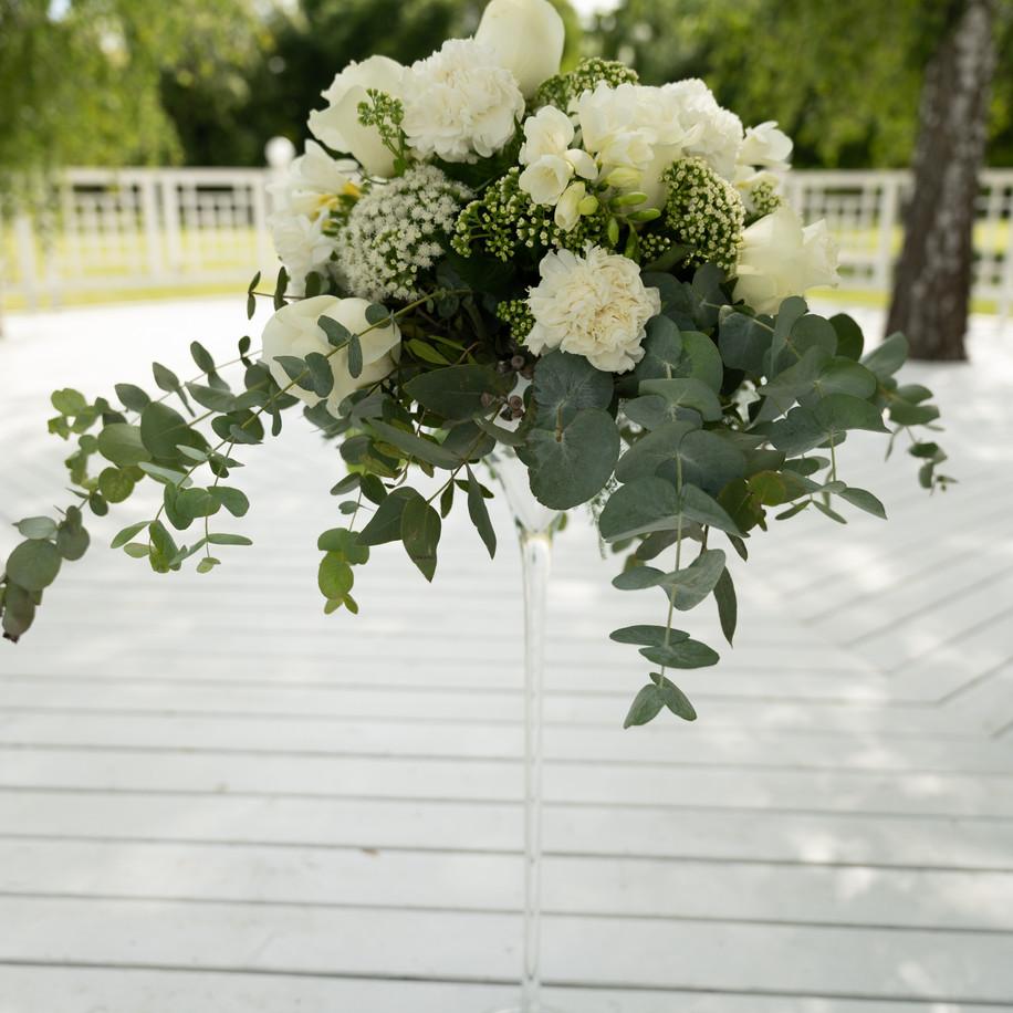 Svadobné aranžmá