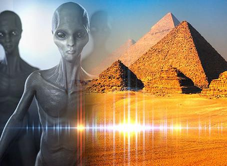 !No las hicieron los egipcios! !Que nooo!