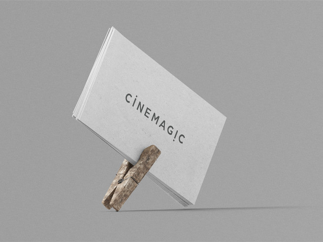 Cinemagic Brand Identity