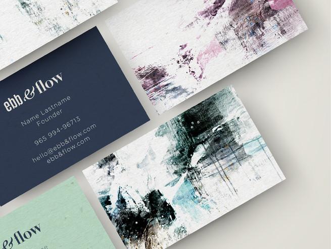 Ebb & Flow Brand Identity