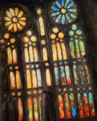 Sagrada Familia study
