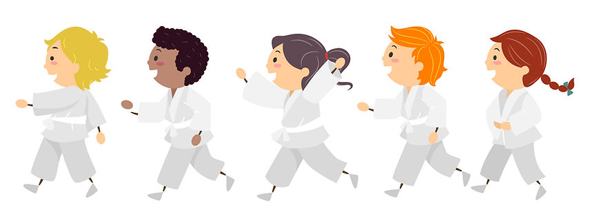 self defence classes for kids london, queens park