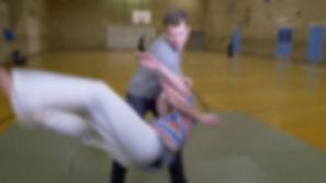 London self defence academy dojo Queens Park