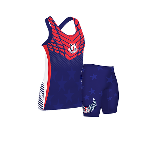 G100- Ultimate Speed Youth Girls Uniform