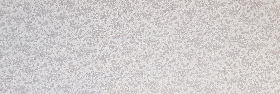 Le Quill Stof, blanco suave. 100% Algodon, 1,10Ancho 15€/m
