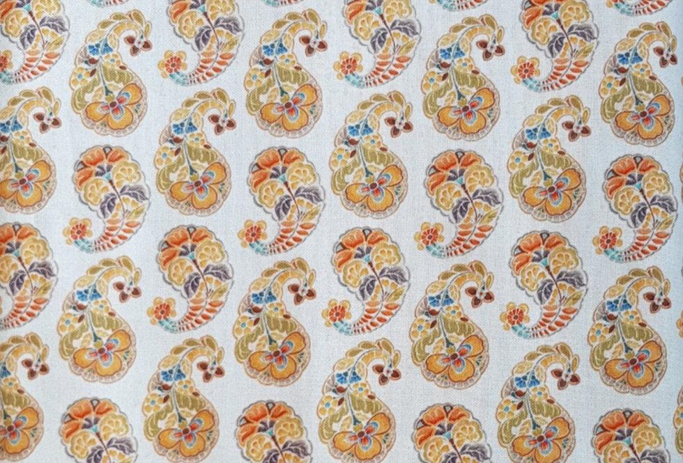 Daphne Brissonnet & Camelot Fabrics Designer. 100% Algodon, 1,10Ancho 15€/m