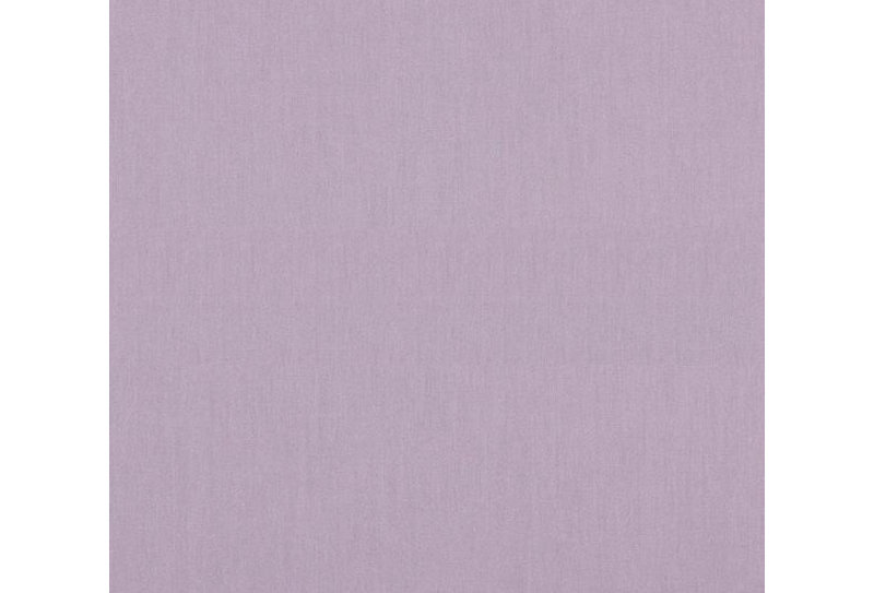 Tejido liso Lavanda - 100% Algodon, 150cm Ancho - 11€/m