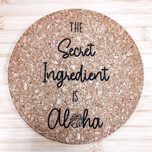 Trivet - Secret Ingredient