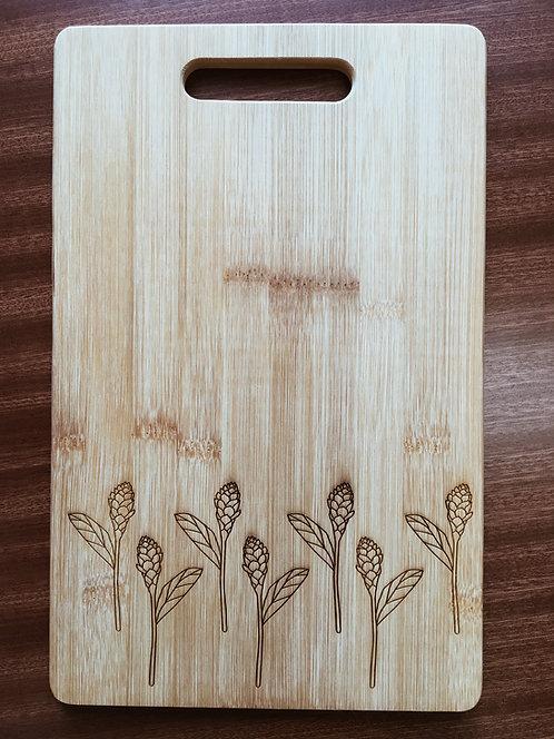 """Cutting Board - Awapuhi, 8.25 x 13"""""""