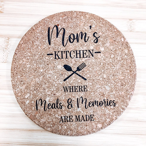 Trivet - Mom's Kitchen