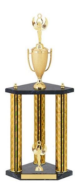 Post Trophy Sample