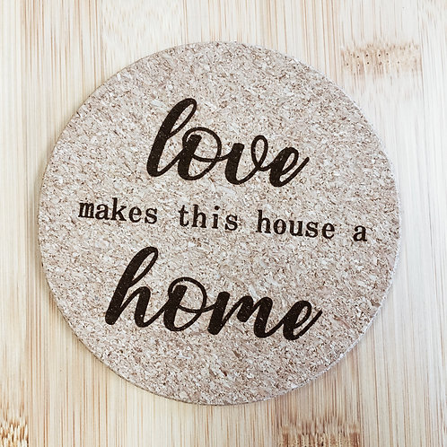 Coaster - Love Makes This House A Home