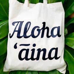 Aloha ʻAina Tote