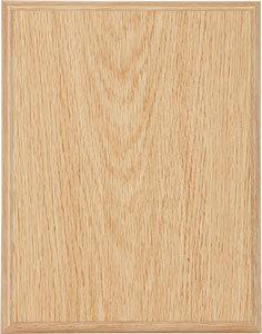 Oak Plaque, Simulated