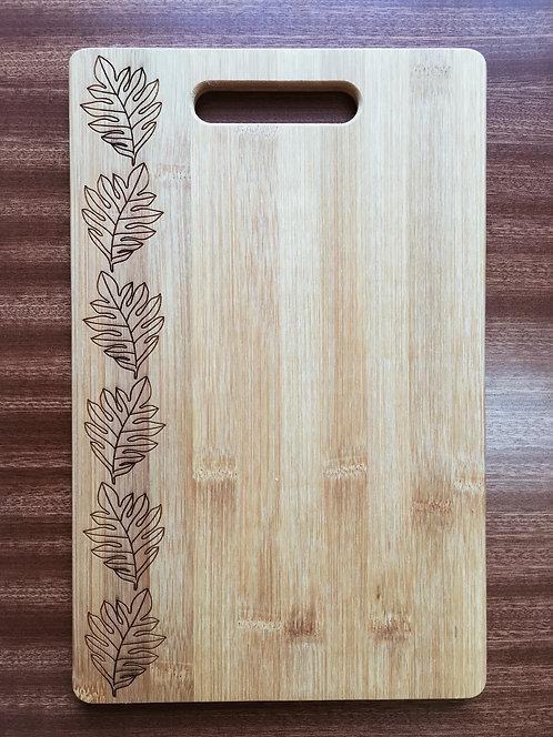 """Cutting Board - Ulu, 8.25 x 13"""""""