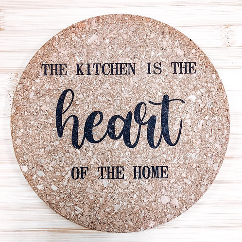 Trivet - Heart of the Home