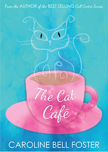 The Cat Cafe - novel