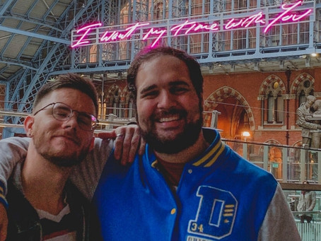 An American in Paris (and London, and Frankfurt)