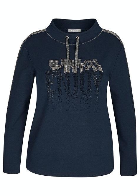 RABE Sweatshirt mit Druck