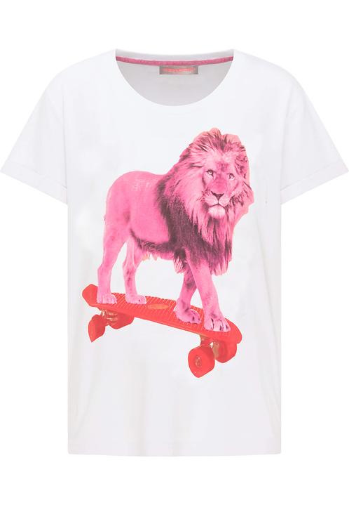 FRIEDA & FREDDIES Shirt mit Druck white