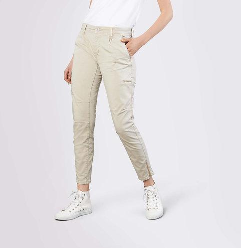 MAC Jeans Rich cargo cotton beige