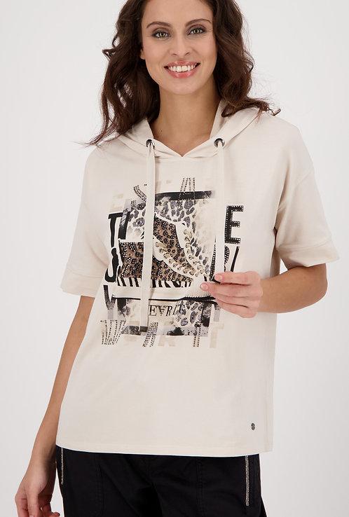 MONARI leichtes Sweatshirt mit Kapuze