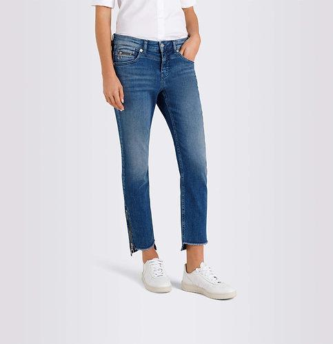 MAC Jeans Rich slim mid blue authentic