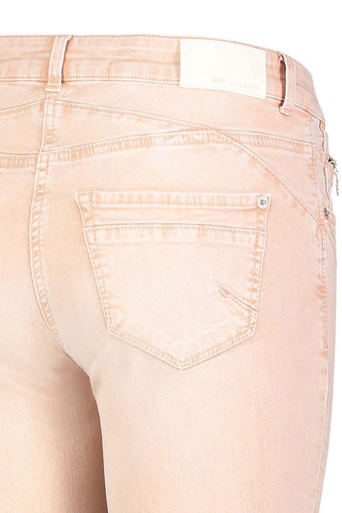 MAC Jeans Rich Slim light red or sand stone