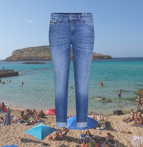 MAC Jeans Rich slim authentic blue