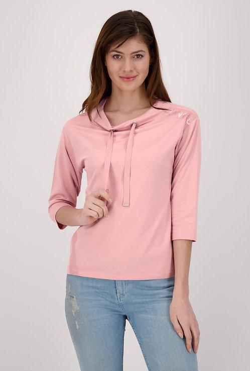 MONARI Shirt pink rose