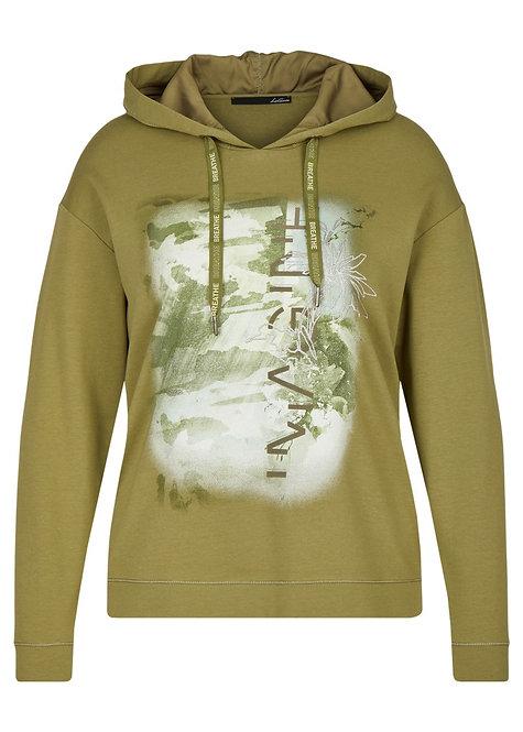 LE COMTE Kapuzen Sweat Shirt 47-611350