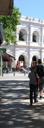 Arênes Nîmes