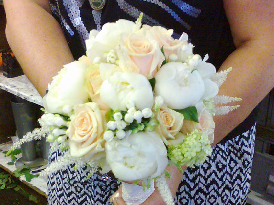 Bride Bouquet BB01
