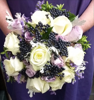 Brides Hand Tied Bouquet BB09